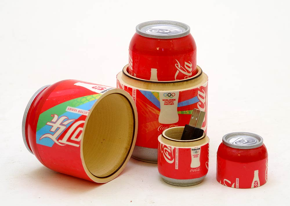 Coca-Cola Russian matryoshka doll