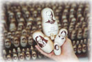 'Being John Malkovich' nesting doll - the best promotional merchandise.' - Premier magazine, January 2000