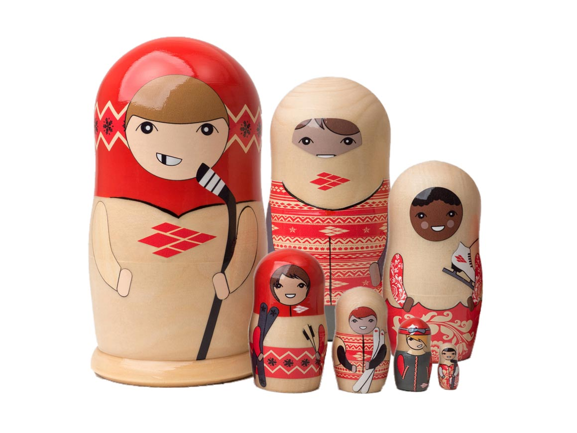 Dow nesting doll