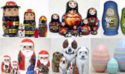August Nesting Doll Super Sale