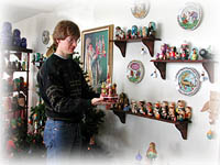 Walton Conway And His Matryoshka Doll Business of Golden Cockerel