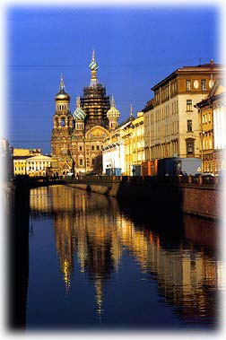 St. Petersburg, Russia - the inconceivable city!