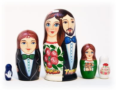 how to make russian doll