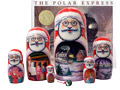 The Polar Express Book & Doll Set