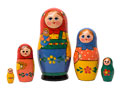 Zagorsk Doll 5pc./5