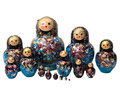 Floral Fantasy Art Doll 15pc./6