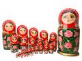 Art Doll 30pc./17.5