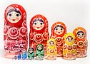 Colorwheel Doll 12pc./11