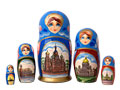 White Nights of St. Petersburg Nesting Doll