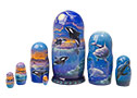 Looking for a nature lover? See this Whale Watching Nesting Doll
