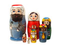 Holy Family Doll 7pc./6