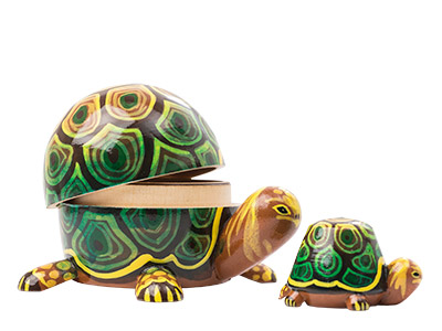 Realistic Turtle Doll 2pc./3