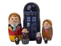 Classic Doctor Matryoshka 7pc./6