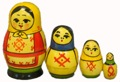 Collectible Nesting Dolls at GoldenCockerel.com