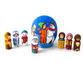 Snow Play Globe small - Christmas Gifts