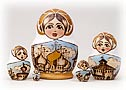 Russian Folk Art Items at GoldenCockerel.com