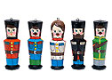 Set of 5 Cossack Ornaments 3