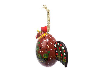 Rooster Ornament  2