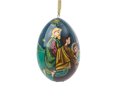 Nativity Ornament--Western 3