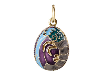 SCORPIO Pendant Zodiak Collection