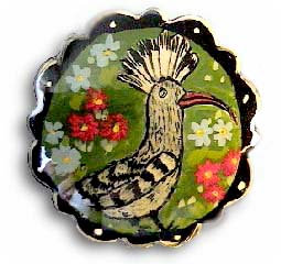Russian Orphan Brooch
