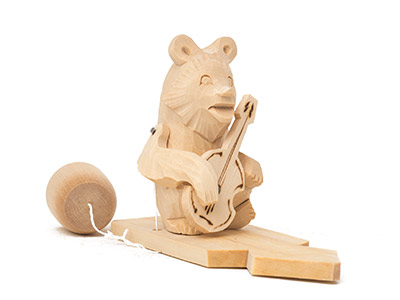 Bear Guitar Action Toy