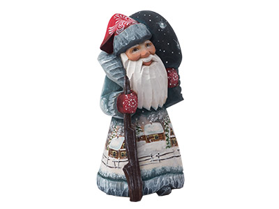 Assorted Father Frost Carving 5