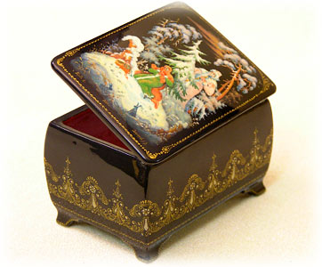 Lacquered Box 2.5