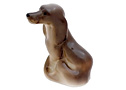 There's nothing sweeter than little dogs and this little dog figurine is as sweet as a dog can get.