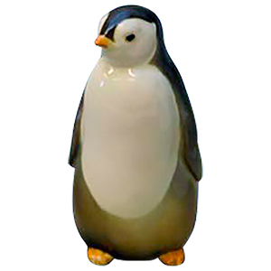 Penguin Figurine Looking Right