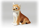 Small Lion Cub Figurine