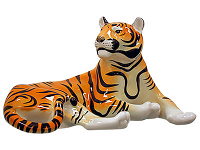 Siberian Tiger Sulpture