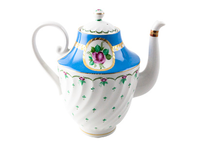 Anastasia Coffee Pot