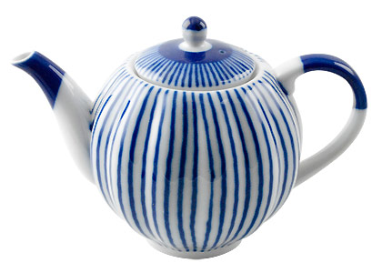 Breakfast Teapot, 3 cup