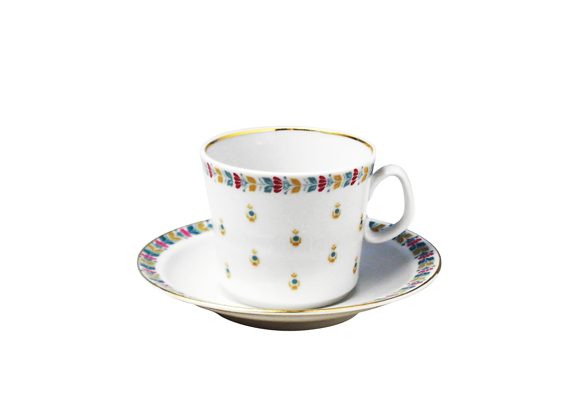 chintz coffee cup and saucer porcelain cups and saucers. Black Bedroom Furniture Sets. Home Design Ideas