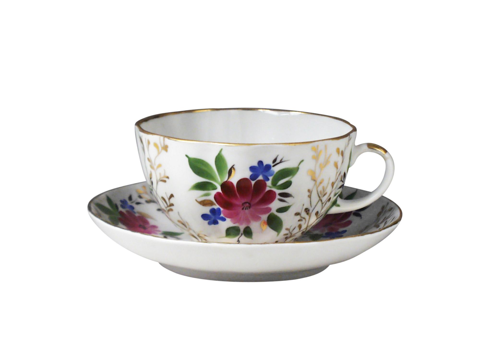 Ceramic Tea Cups And Saucers - Castrophotos