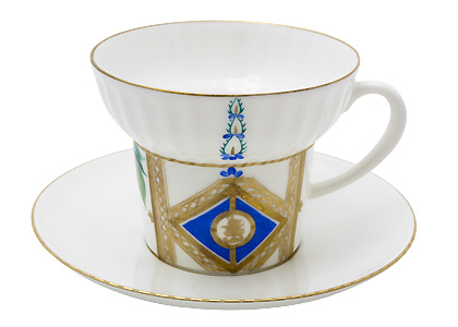 Grant Tea Cup and Saucer