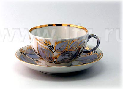 Moonlight Cup and Saucer