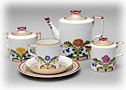 Moscow River 20pc. Tea Set for 6