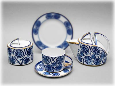 Salvador Tea Set, 14 pcs.