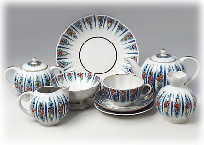 Sarafan Tea Set 24pc.