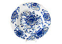 Singing Garden Soup Plate 8.5""