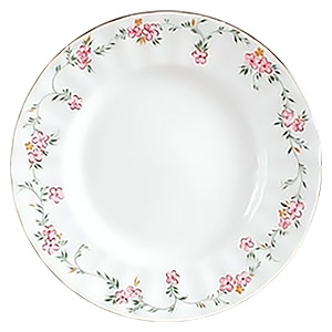 Victorian Pattern Dessert Plate 7u0027  sc 1 st  Golden Cockerel & Victorian Pattern Dessert Plate 7u0027 - Porcelain Plates