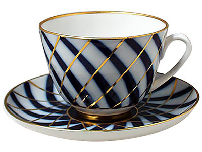 Willow Tea Cup and Saucer