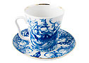 Sea Ships Mug and Saucer - Porcelain Mugs