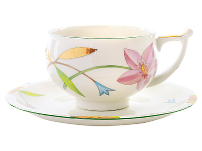 Laurencia Tea Cup and Saucer