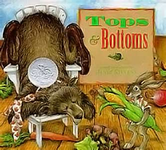 Buy Tops and Bottoms Book by Janet Stevens at GoldenCockerel.com