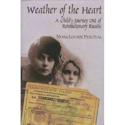 Buy Weather of the Heart (hardback) at GoldenCockerel.com