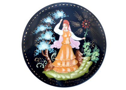 Buy Deluxe Fairy Tale Brooch  at GoldenCockerel.com