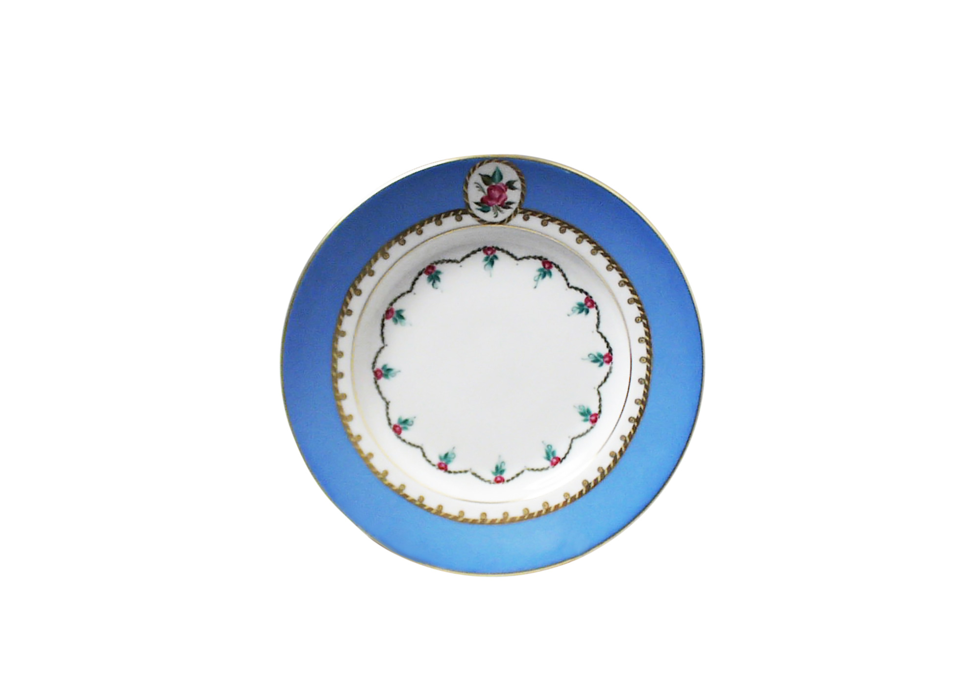"Buy Anastasia Dessert Plate 7"" at GoldenCockerel.com"